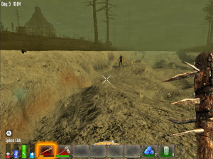 Less realistic: the zoms that stroll along riverbeds.