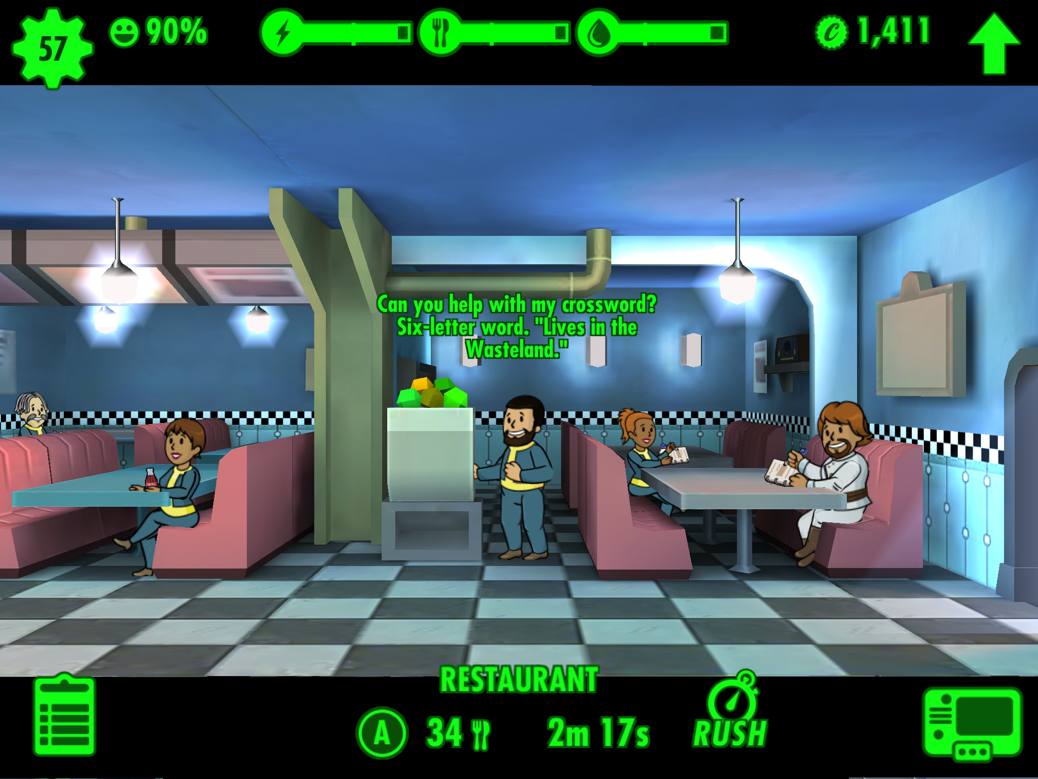 Fallout Shelter Game Game Review Fallout Shelter