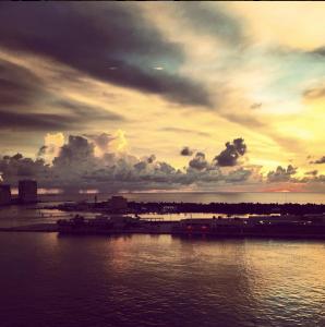 Good morning, Ft Lauderdale