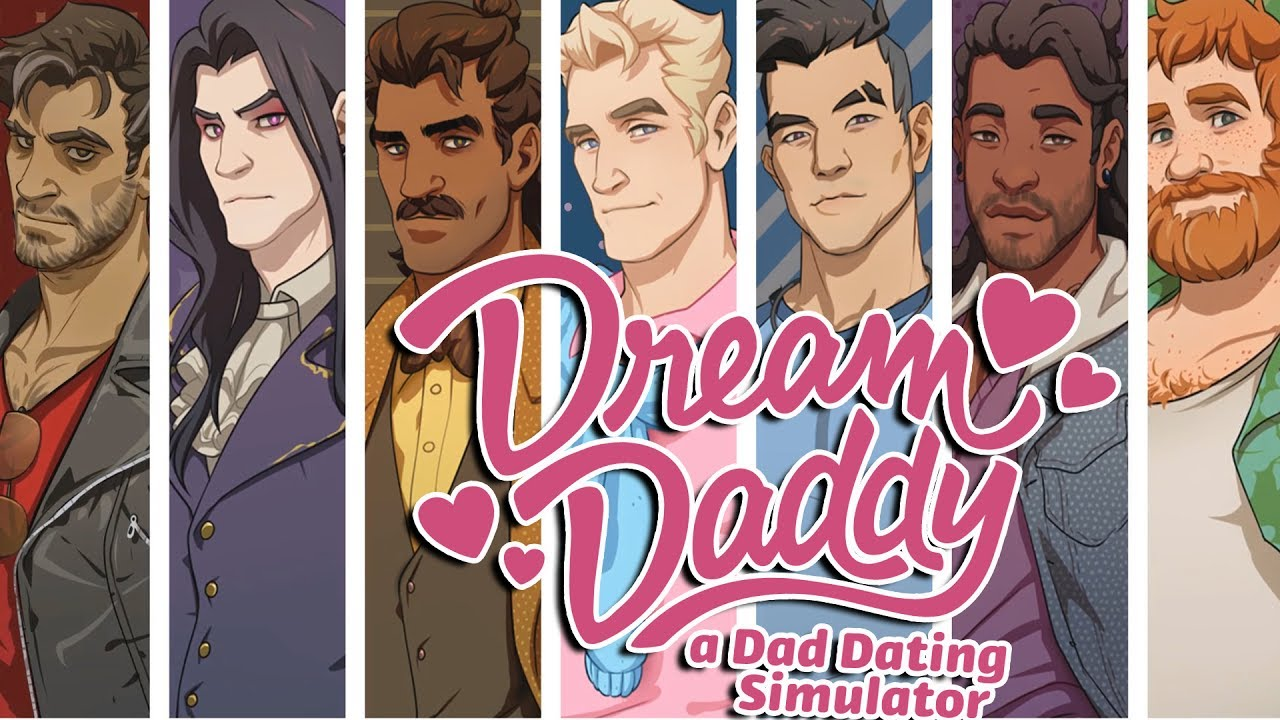 Game review: Dream Daddy – Bennett North